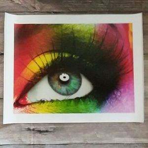 """Painting on canvas 12""""×16"""" wall art print poster"""